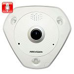 купить IP видеокамера DS-2CD63C2F-IS (HikVision) Терминал Безопасности